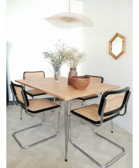 Table bois naturel